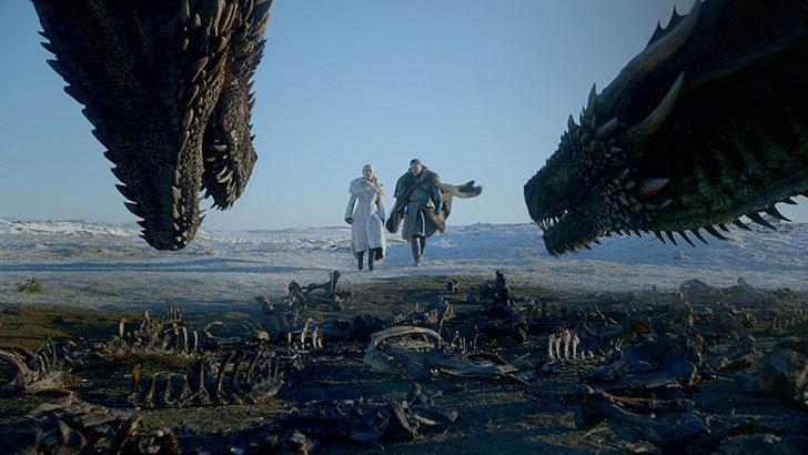 Game of Thrones'tan nefes kesen yeni fragman!