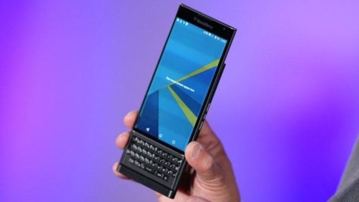 Mode emploi blackberry priv