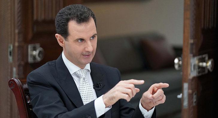 Esad tartışmalara son verdi, geri adım attı!