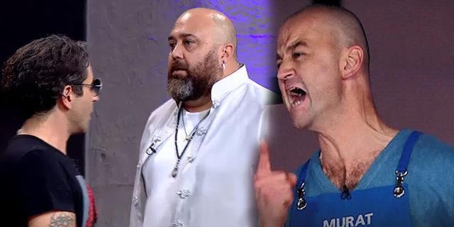MasterChef Türkiye'de Murat Öztürk diskalifiye mi oldu? MasterChef Murat neden kovuldu? İşte o anlar