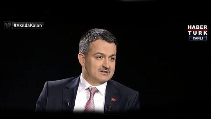 Bakan Pakdemirli: Türkiye'nin refahı arttı, vatandaşımız bugün 15 kilo et yiyor