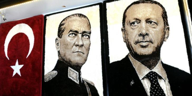 AK Parti'yle ilgili flaş Atatürk iddiası!