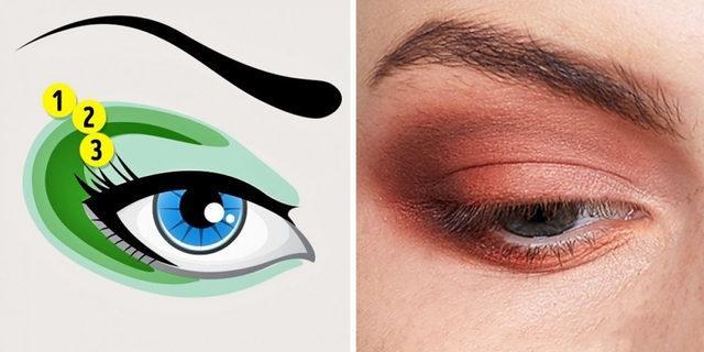 Her kadının bilmesi gereken temel göz makyajı tekniği