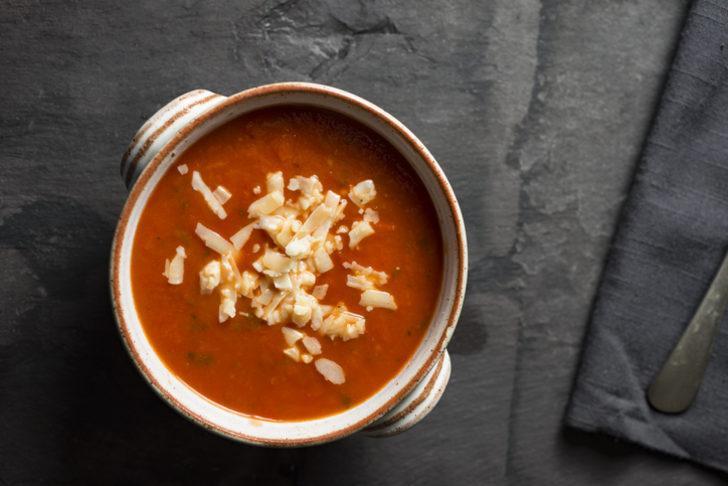 Domates çorbası tarifi: Domates çorbası nasıl yapılır?