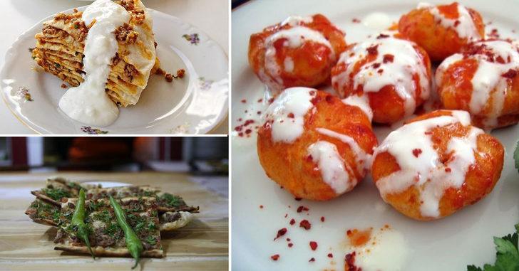 Yöresel lezzetleri sevenler toplanın! Kayseri'nin tadına doyulmaz en meşhur lezzetleri