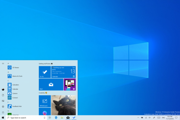 Windows 10 açık tema Nisan'da geliyor!