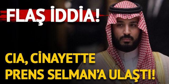 FLAŞ! CIA: Ölüm emrini Prens Selman verdi