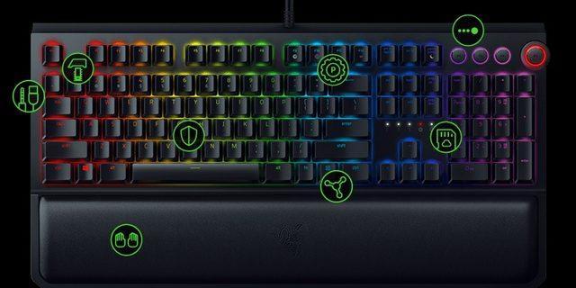 Razer'in en iddialı mekanik klavyelerinden biri