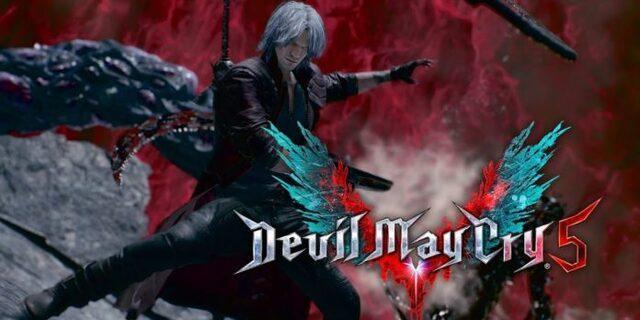 Devil May Cry 5'i şimdi indirebilirsiniz!