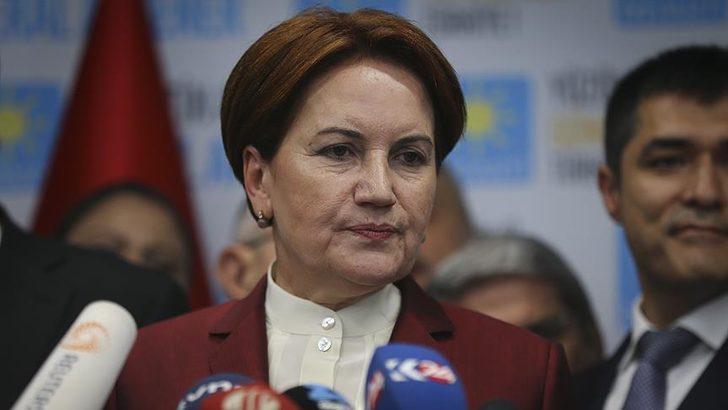 Meral Akşener'den, İmamoğlu'nun Erzurum tatiliyle ilgili açıklama