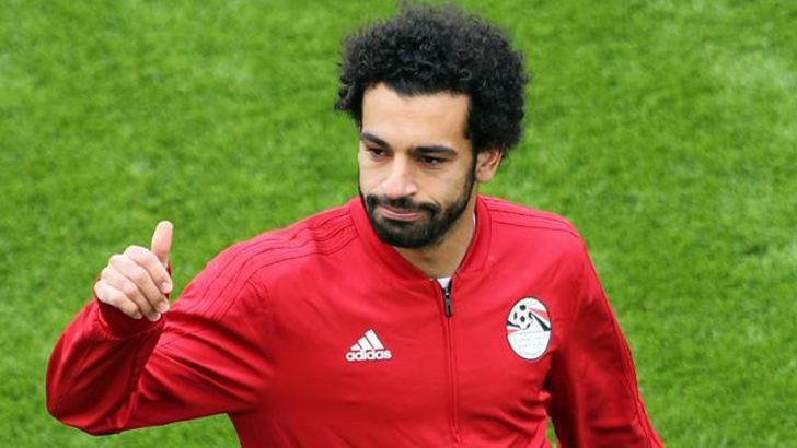 Muhammed Salah geç gol attığı için özür diledi