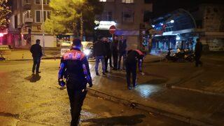 Dönercide silahlı çatışma! Eski çalışan dükkanı bastı