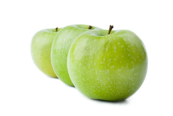 Elma, armut ve havuç