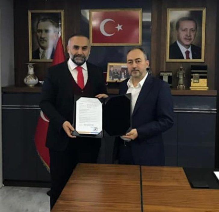 Muhammed Ali Cankatar, AK Parti Ümraniye Belediye Başkan Aday Adayı
