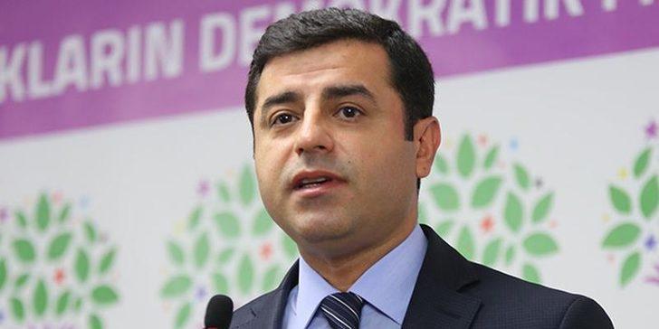 Cezasının onanmasının ardından Demirtaş'tan ilk açıklama: Cezayı tanımıyorum