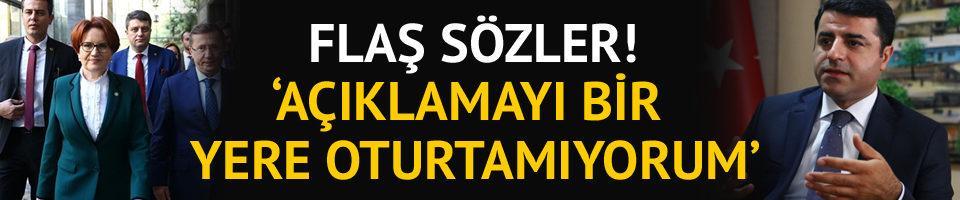 Ankara'yı sallayan görüşme sonrası flaş açıklama