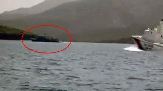 Ege'de hareketli dakikalar! Yunan gemisine müdahale edildi