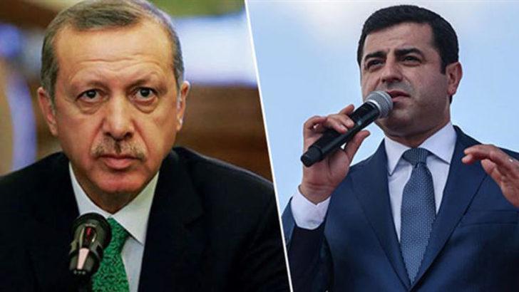 Tarih bile verdi! 'Erdoğan Demirtaş'ı tahliye ettirebilir'