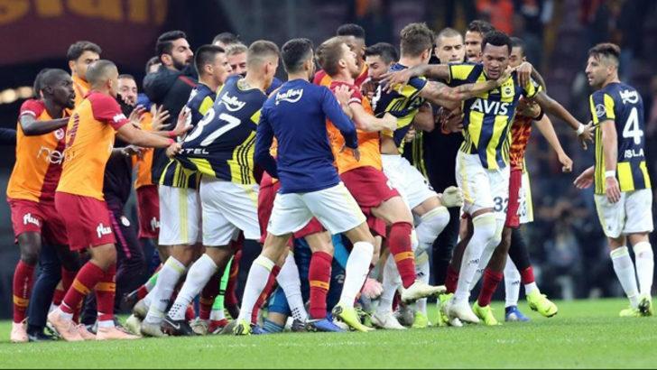 Tahkim Kurulu'ndan Galatasaray - Fenerbahçe derbisi kararları