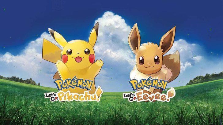 Pokemon efsanesi Pokemon:Let's Go ile geri döndü!