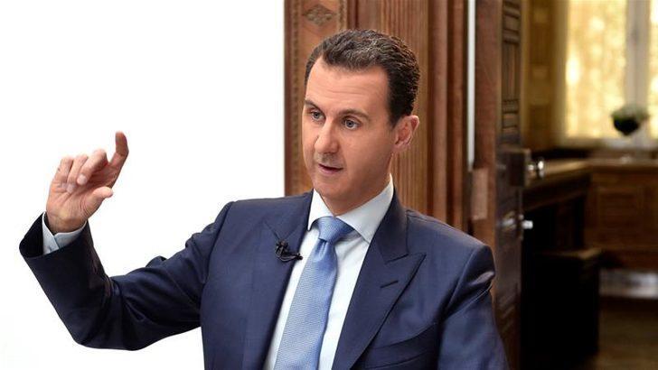 ABD'den şaşırtan açıklama: Suriye'deki iktidarı değiştirme niyetinde değiliz