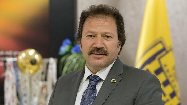 Ankaragücü Kulübü Başkanı Mehmet Yiğiner: Adaletli bir yönetim istiyoruz