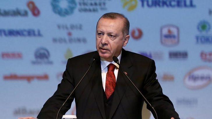 Cumhurbaşkanı Erdoğan: Turizmde tarihi bir rekor...