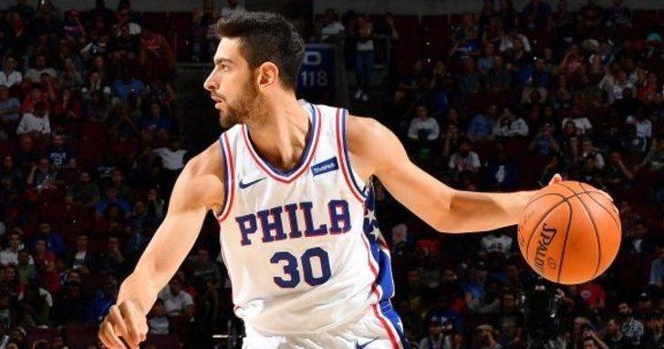 Philadelphia 76ers 114 - 106 Charlotte Hornets
