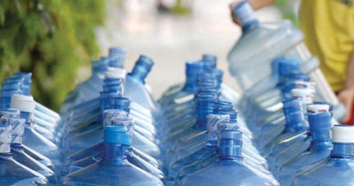 Su damacanaları için korkutan uyarı