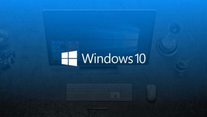 Windows 10 19H1 detayları belli oldu