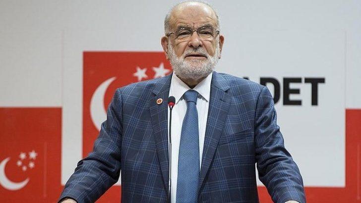 Karamollaoğlu'ndan Kılıçdaroğlu için hazırlanan fezlekeye tepki: Büyük ayıp