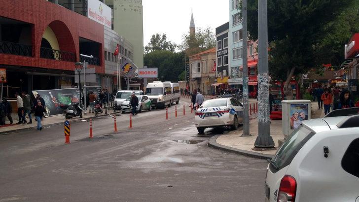 Kaldırıma park eden trafik polisine ceza yazıldı! Sosyal medyadan paylaşılınca...