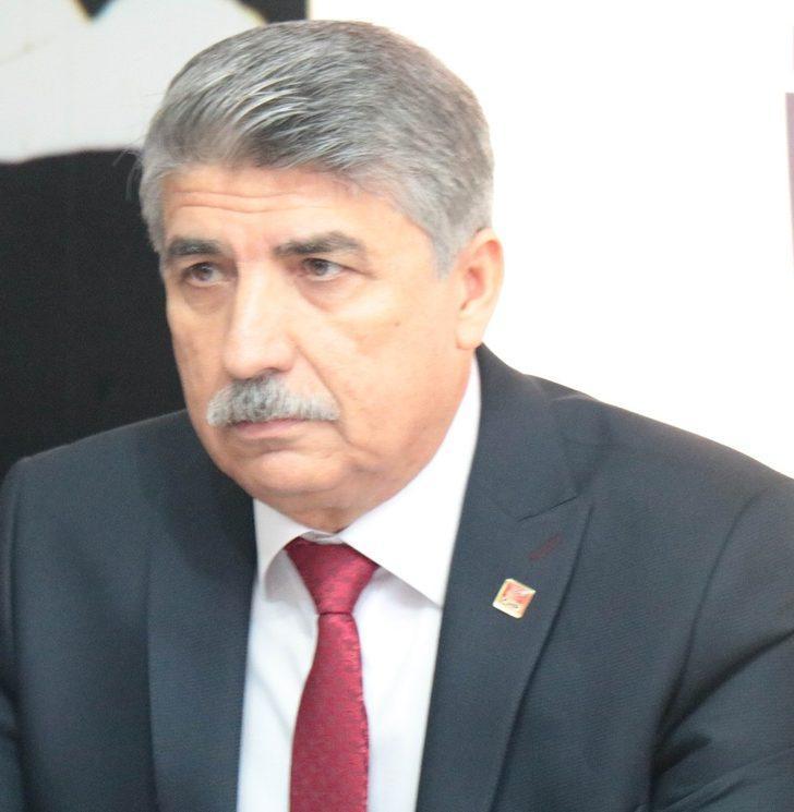 CHP Merkez İlçe Başkanlığında yeni yönetim görevine başladı