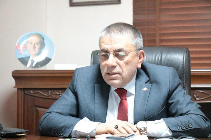 """MHP İl Başkanı Arif Kılıç: """"MHP, tabanı olan güçlü bir parti"""""""