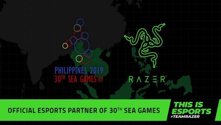 Espor 2019 Güney Doğu Asya Oyunlarında!