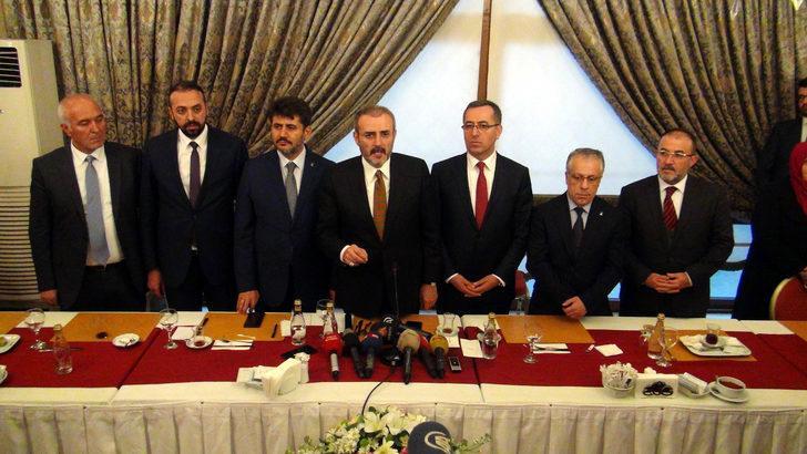 AK Parti'li Ünal: Ekonomi bu kadar saldırıya rağmen güçlenmeye başladı (2)