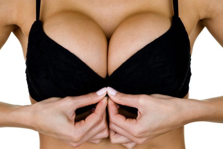 Göğüslerin dik durması için ne yapmak gerekiyor? İşte uygulamanız gereken 2 doğal yöntem