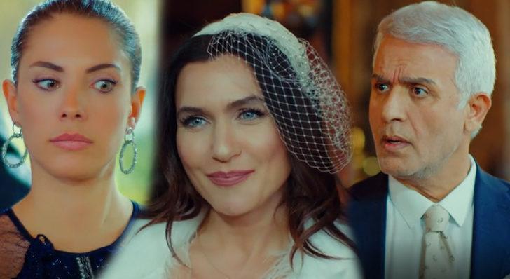 Yasak Elma'da Alihan ve Ender evlendi! Yasak Elma 26. yeni bölüm fragmanı izle!