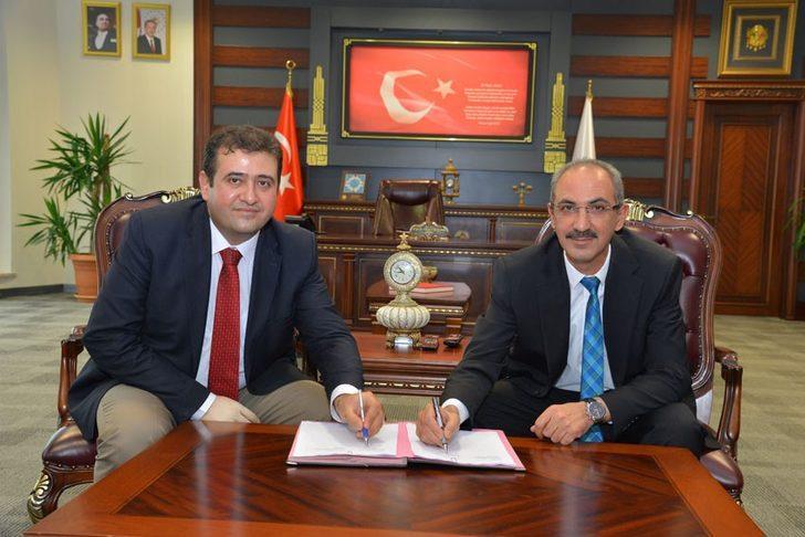 KAEÜ'si ile İş-Kur 'Çevre Temizliği ve Ağaçlandırma' protokolü imzaladı