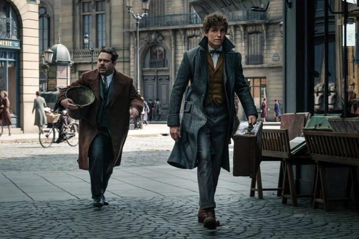 6 - Fantastik Canavarlar: Grindelwald'ın Suçları (Fantastic Beasts: The Crimes of Grindelwald)