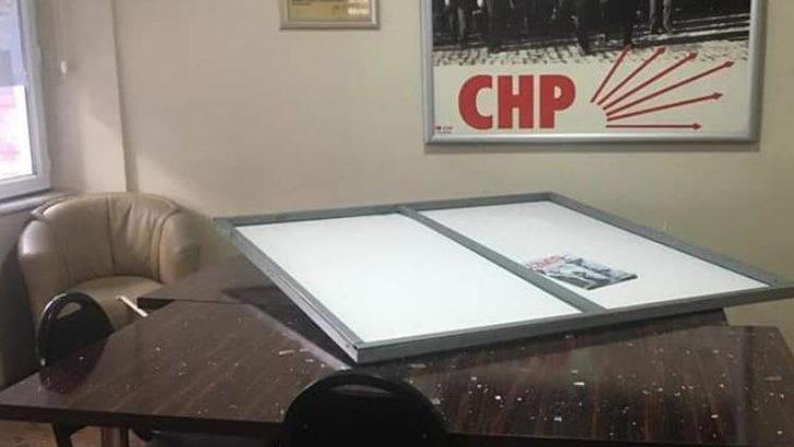 Kayseri'de CHP binasına saldıran kişi CHP'li çıktı