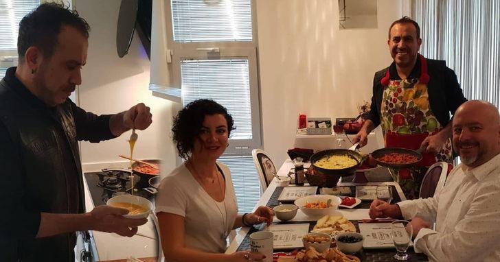 Haluk Levent sözünü tuttu! Yardımsever ailenin evine gidip kahvaltı hazırladı