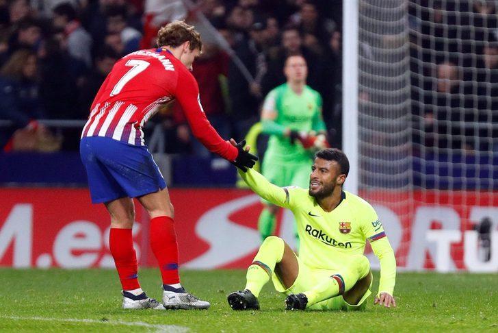 Barcelona'da Rafinha sahalardan 6 ay uzak kalacak