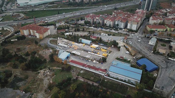 Üsküdar'daki arazi, İGDAŞ'ın oldu