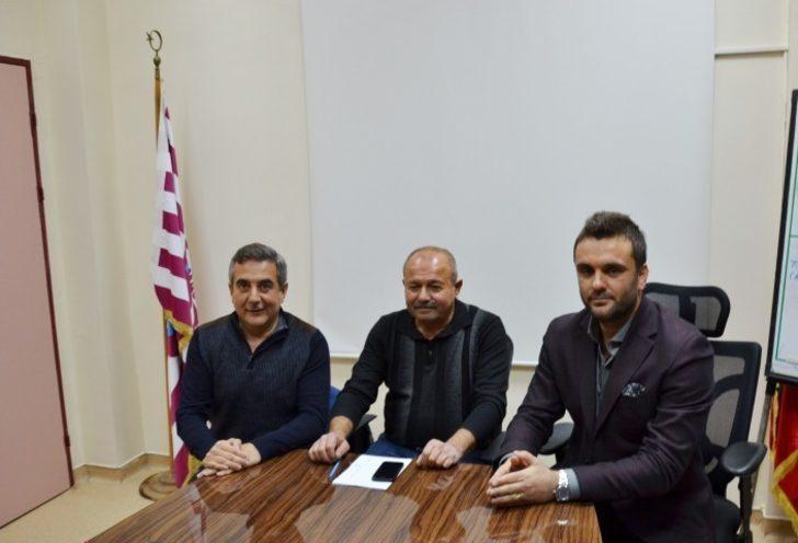 Bandırmaspor'da Ramazan Kurşunlu dönemi başladı