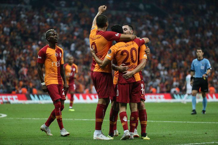 2- Galatasaray 29 PUAN - ŞU ANKİ PUAN DURUMU 4- Galatasaray 24 PUAN
