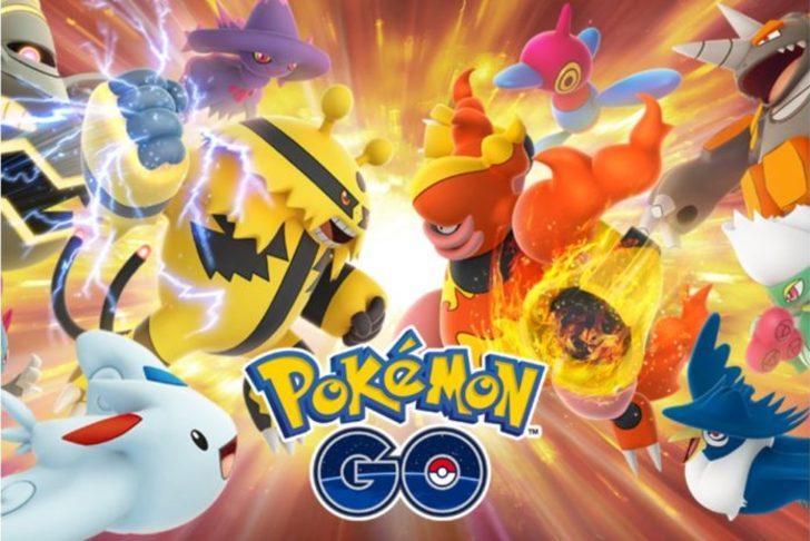 Pokemon savaşları nefes kesecek!