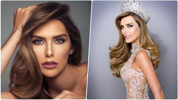 Miss Universe güzellik yarışmasının favorisi trans yarışmacı Angela Ponce