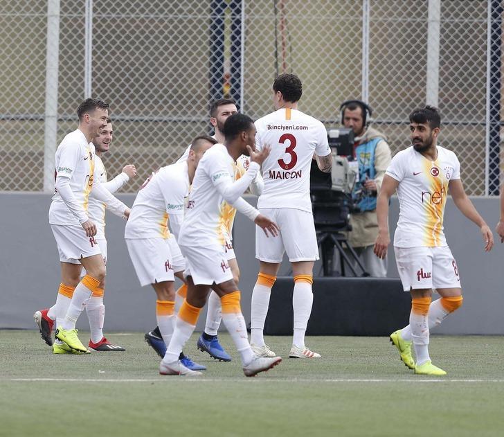 Galatasaray, Keçiörengücü ile oynadığı maçın zeminine isyan etti!