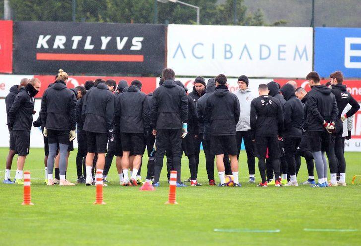 Beşiktaş Alanyaspor deplasmanına 5 yıldızından yoksun çıkacak
